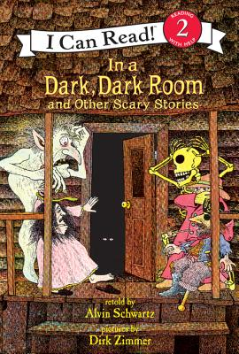 In a Dark, Dark Room and Other Scary Stories Cover Image