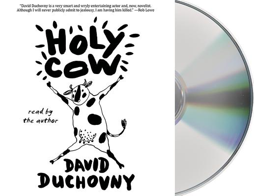 Cover for Holy Cow