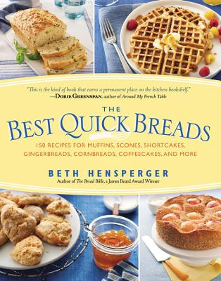 The Best Quick Breads Cover