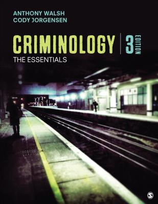 Criminology: The Essentials Cover Image