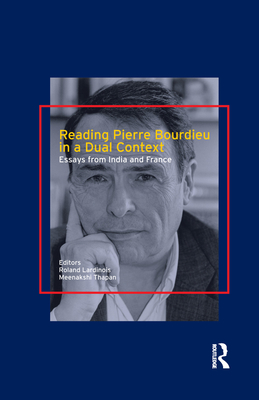 Reading Pierre Bourdieu in a Dual Context: Essays from India and France Cover Image