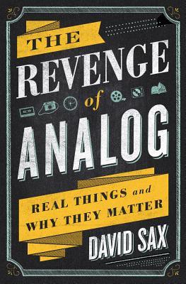 The Revenge of Analog Cover