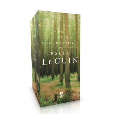 Cover for The Selected Short Fiction of Ursula K. Le Guin Boxed Set