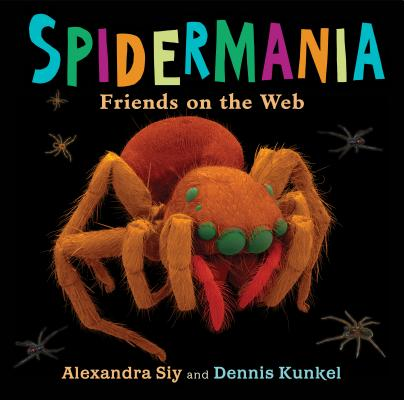 Spidermania: Friends on the Web Cover Image