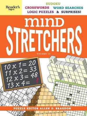 Reader's Digest Mind Stretchers Vol. 10 (Mind Stretcher's) Cover Image