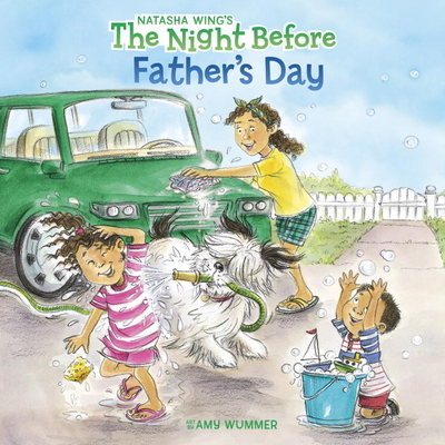 The Night Before Father's Day Cover Image