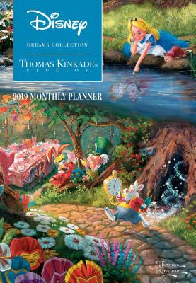 Thomas Kinkade Studios: Disney Dreams Collection 2019 Monthly Pocket Planner Cal Cover Image