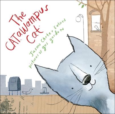 The Catawampus Cat Cover