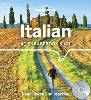 Lonely Planet Italian Phrasebook and CD 4 Cover Image