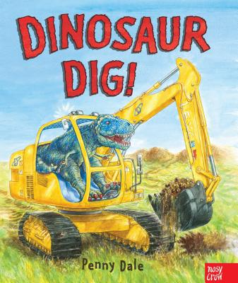 Dinosaur Dig! Cover