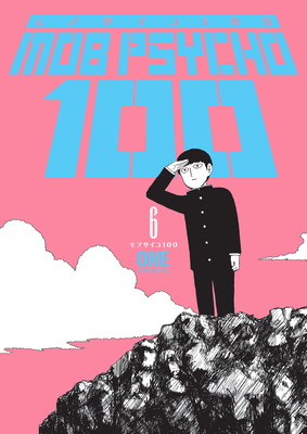 Mob Psycho 100 Volume 6 Cover Image