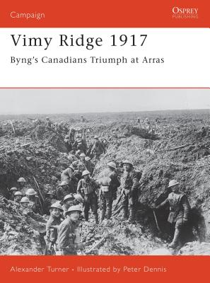 Vimy Ridge 1917 Cover