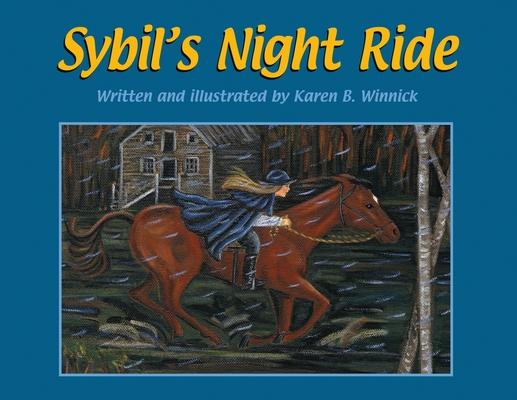 Sybil's Night Ride Cover Image