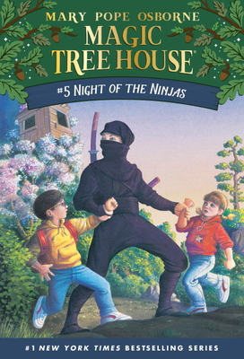 Night of the Ninjas Cover