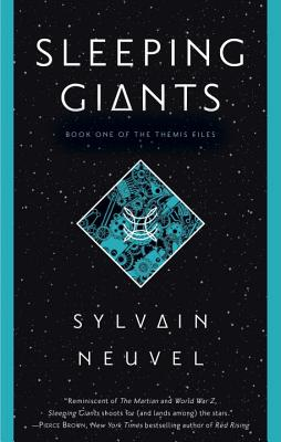 Sleeping Giants (Themis Files #1) Cover Image