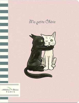 Ma Petite Cherie (My Little Love): Two Hugging Cats Cover Image
