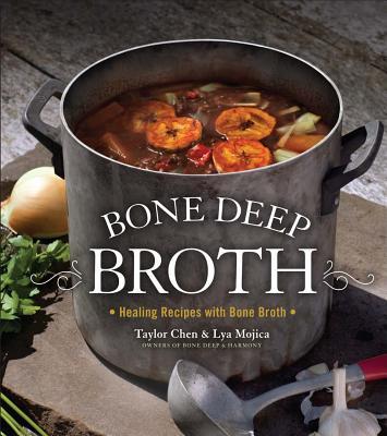 Cover for Bone Deep Broth