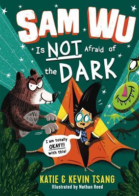 Sam Wu Is Not Afraid of the Dark, 3
