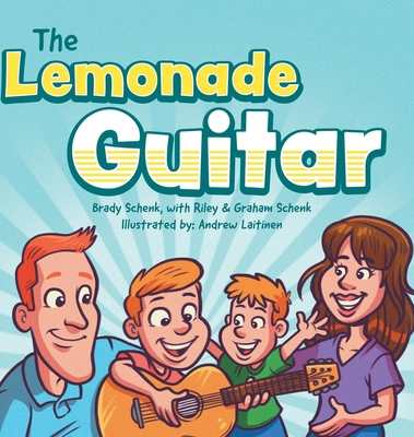 The Lemonade Guitar Cover Image