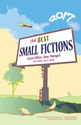Cover for The Best Small Fictions 2017
