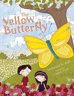 The Yellow Butterfly Cover