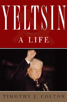Yeltsin: A Life Cover Image