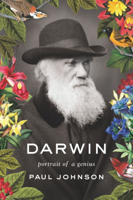 Darwin: Portrait of a Genius Cover Image
