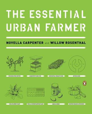 The Essential Urban Farmer Cover Image