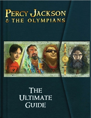 Percy Jackson & the Olympians: The Ultimate Guide [With Trading Cards] Cover Image