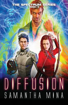 Cover for Diffusion (Spectrum #2)