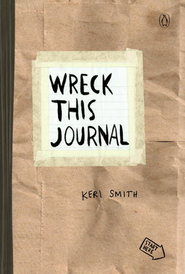 Wreck This Journal (Paper bag) Expanded Ed. Cover Image