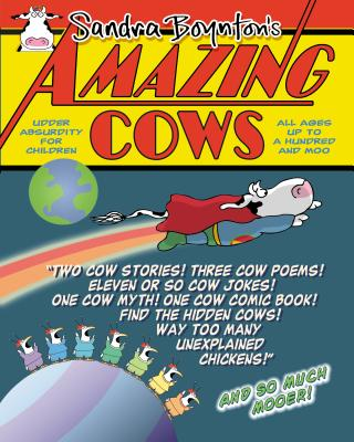 Amazing Cows! Cover