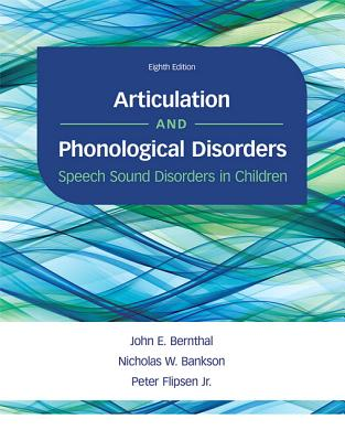 Articulation and Phonological Disorders: Speech Sound Disorders in Children Cover Image