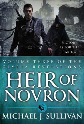 Heir of Novron (The Riyria Revelations #3) Cover Image
