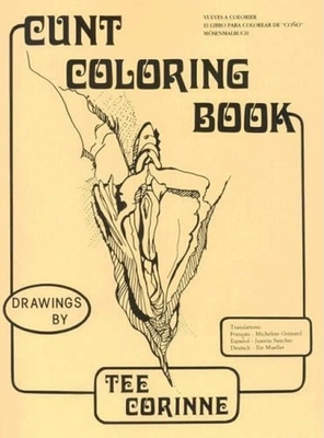 Cunt Coloring Book Cover