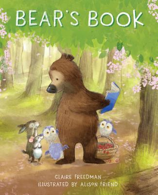 Bear's Book Cover Image