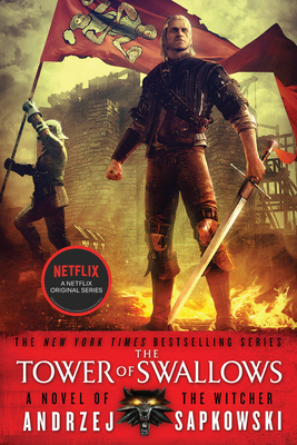 The Tower of Swallows (The Witcher #4) Cover Image