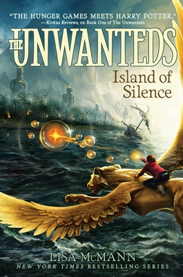 Island of Silence (The Unwanteds #2) Cover Image