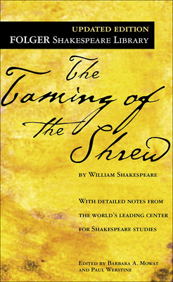 The Taming of the Shrew (Folger Shakespeare Library) Cover Image