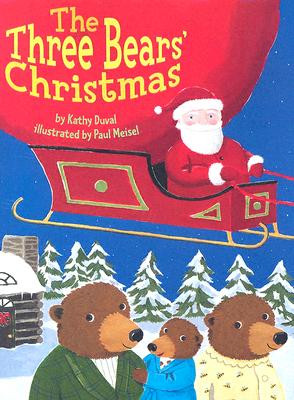 The Three Bears' Christmas Cover