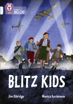 Blitz Kids: Band 17/Diamond (Collins Big Cat) Cover Image