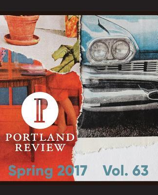Portland Review Spring 2017 Cover Image