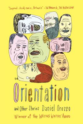 Orientation Cover