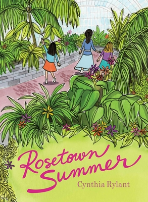 Rosetown Summer (The Rosetown Books) Cover Image