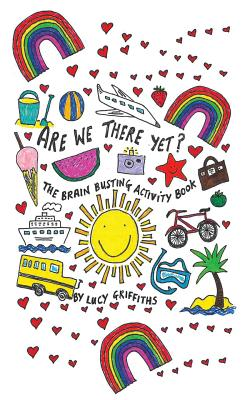 Are We There Yet?: The Brain Busting Activity Book Cover Image