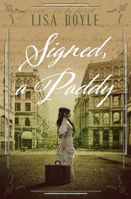 Signed, A Paddy Cover Image