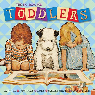 The Big Book for Toddlers Cover