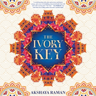 The Ivory Key Cover Image