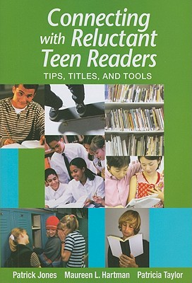Cover for Connecting W/Reluctant Teen Readers