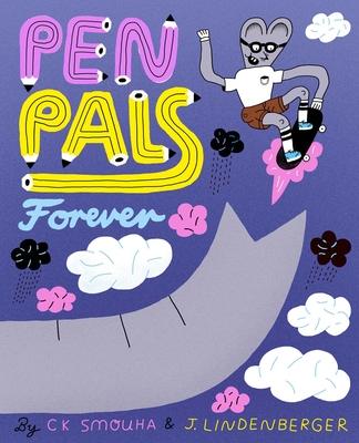 Cover for Penpals Forever